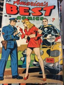 old comics -<a class=