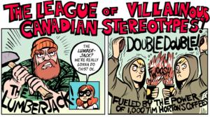 Canadian Villains
